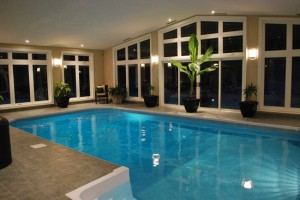 Our home and pool are heated and cooled geothermally